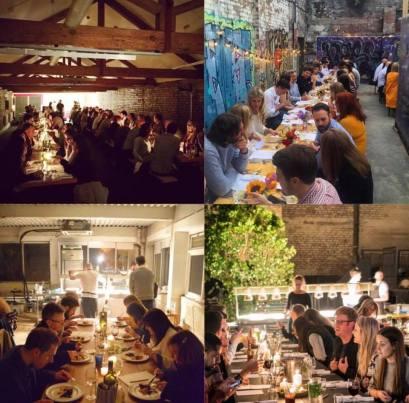 Image Credit: Secret Diners Club