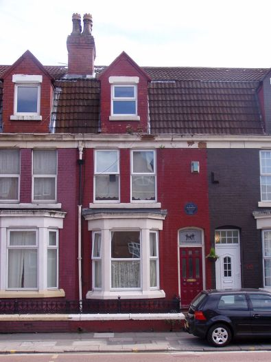 Kensington in Liverpool. This two bedroom house is currently on the market at £45,000