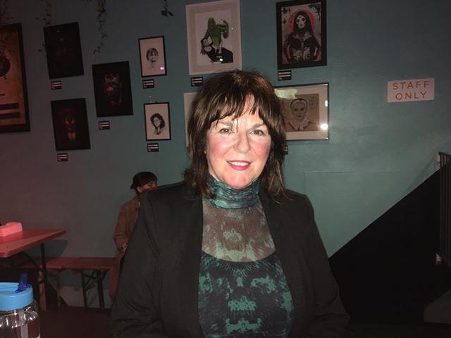 Christine Spriggs