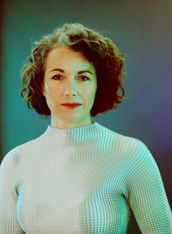 Sarah Champion, MP for Rotherham, by Lottie Davies
