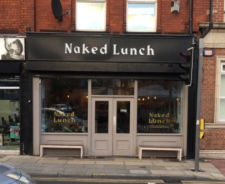 The Naked Lunch Cafe