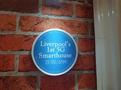 Livernerds Lab plaque