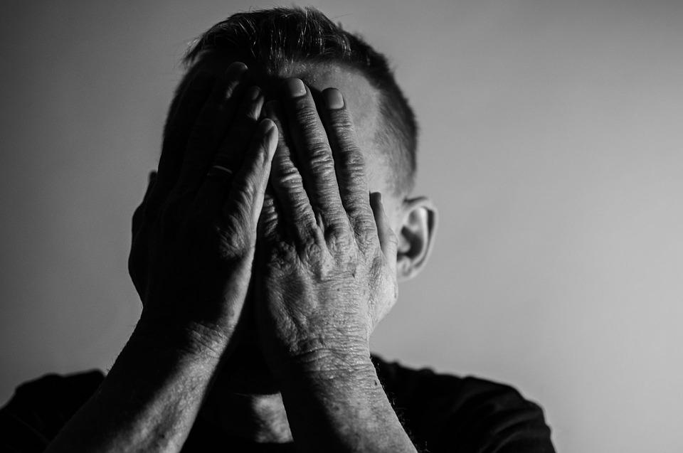 depression - pic courtesy of pixabay