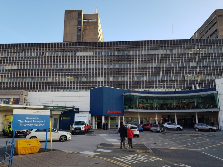The Royal Liverpool University Hospital