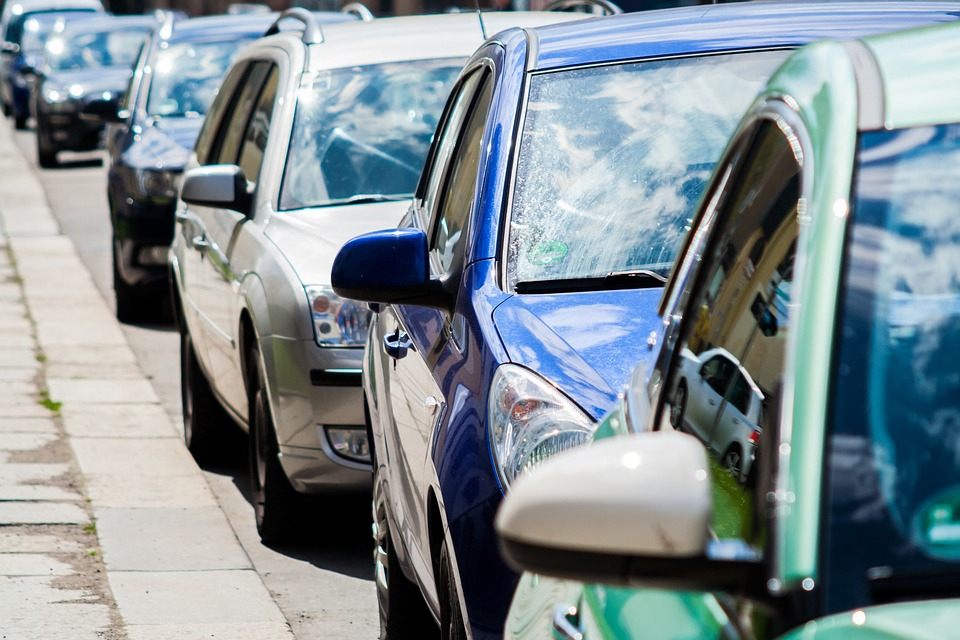 traffic jam - pixabay